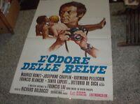 L 'Odour Delle Wild Beasts Manifesto 2F Original 1973