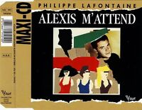 Philippe Lafontaine Maxi CD Alexis M'attend - France (M/M - Scellé / Sealed)