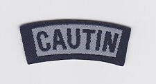 ASOCIACION DE GUIAS Y SCOUTS DE CHILE - CHILEAN CAUTIN SCOUT STRIP PATCH