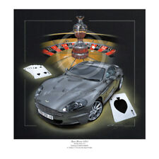 ASTON MARTIN DBS CASINO JAMES BOND 007 CHRISTOPHER DUGAN