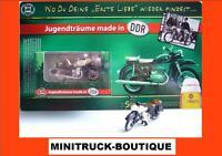 Sternquell Brauerei - DDR-Edition N° 2/2008 +++ MZ ES 250/1 Motorrad