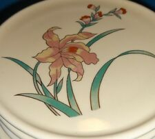 Porcelain Flower Coasters Set of 5 - Great Condition