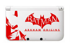 Batman 3DS XL Vinyl Decal - For Your Nintendo Game System -