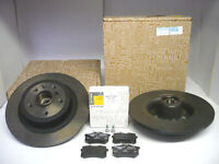 RENAULT CLIO 197 & 200 REAR BRAKE DISCS AND PADS SET
