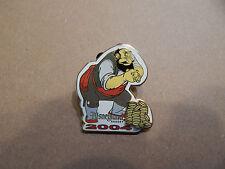 Disneyland Resort 2004 pin Pinocchio Stromboli villain Le 1500 limited edition !