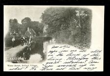 Wilts Wiltshire SALISBURY Bulford Water St Gale & Polden 1904 PPC