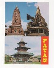 Patan Nepal Postcard 159b