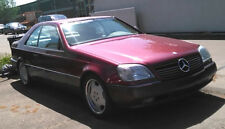 Mercedes Benz Coupe CL500 DuChatelet Carat