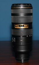 bargain Nikon Nikkor AF-S 70-200mm 70-200 mm 2.8 f2.8 II N ED VR IF Lens AFS