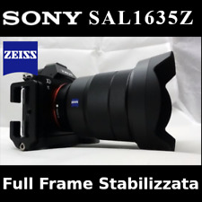 Sony Zeiss Vario-Sonnar T* 16-35 mm F2,8 ZA SSM SAL1635Z Obiettivo Full-Frame