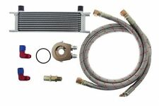 NUOVO  SPORT OIL COOLER KIT D1 SPEC DS-OT-002 11-ROWS 255x82