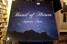 Band of Horses Infinite Arms LP sealed vinyl
