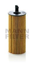 MANN-FILTER Oil Filter HU6004x BMW 3 Series (05-), 5 Series (10-), MINI Mini