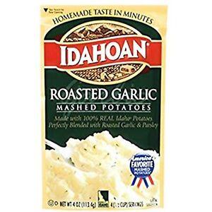 Idahoan Roasted Garlic Mashed Potatos