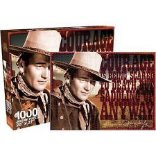 JOHN WAYNE THe Duke Hollywood Star American Cowboy 1000 Pcs JIGSAW PUZZLE New