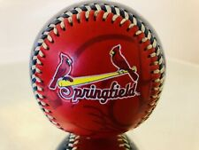 Springfield Cardinals Souvenir Baseball Rawlings Ball Vintage Milb Rare