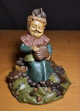 Tom Clark Gnome Candy Edition #53 1985 Retired Coa Signed! Valentines Chocolate