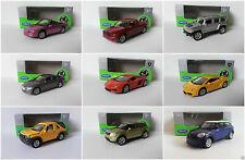 Chevrolet Car Diecast Vehicles