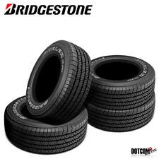 4 X Bridgestone DUELER HT 685 LT265/70R18 124R All Season Highway Tires