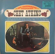 CHET ATKINS - MY FAVOURITE GUITARS - LPM3316 MONO Dynagroove Vinyl LP 1964