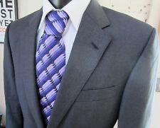 Paul Smith Géométrique Violet Cravate Soie Tissée