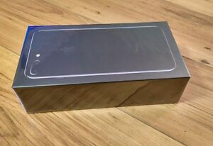 NEW SEALED APPLE iPHONE 7 PLUS 128GB JET BLACK UNLOCKED PHONE WORLDWIDE SHIPPING