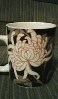 "Copper Garden by Oneida Porcelain Large 15 oz  Mug 4 1/4"" tall"