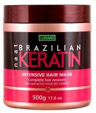 Brazilian Keratin Intensive Hair Mask 500g Nunaat ***Cheapest On eBay***