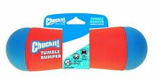 Chuckit TUMBLE BUMPER Medium Fetch Toy - Land and Water - Pack of 2