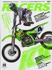 RACERS Vol.26 Perimeter KX Japanese book Troy Lee