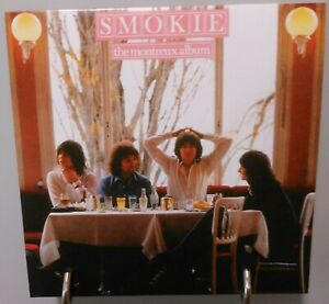 Smokie CD The Montreux Album (1978) Special Edition Sony 2009 #T5