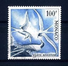 MONACO - PA - 1957 - Uccelli marini - 100 fr.