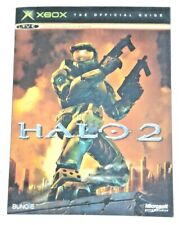 Halo - 2: The Official Game Guide Book. (2004). XBOX. Very Good Condition.