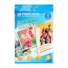 PRINT-RITE MATE A4 inyección de Tinta Papel fotográfico 105gsm-100 hojas