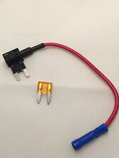 Mini ATM Fuse adapter ADD A CIRCUIT + 5A fuse