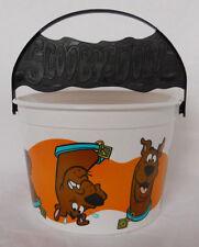 2012 McDonald's Scooby-Doo Halloween Pail-Bucket-White