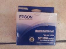 NASTRO NERO Epson Ribbon Cartridge  S015054/#8763,  EX-800 / 1000