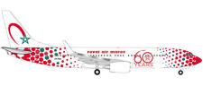 Herpa 531153 - 1/500 Boeing 737-800 - Royal Air Maroc - 60Th Anniversary - Neu