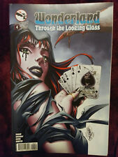 Wonderland Through the Looking Glass #4 Cover A Grimm Fairy Tales Comic