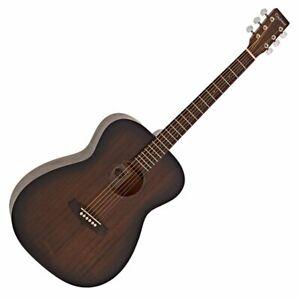 Tanglewood TWCR-O Crossroads Folk Acoustic Guitar - Whiskey Barrel Burst