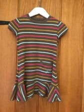 Little Joules Lovely Girls Striped Dress Age 3yrs 100% Cotton