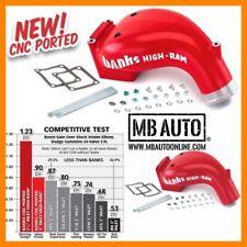 Banks High Ram Intake elbow for 98 99 00 01 02 Dodge Ram 2500 3500 5.9L diesel