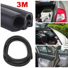 3M Car Exterior Door Window Trim Edge Moulding Rubber Weatherstrip Seal Strip