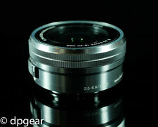 """Sony SEL 16-50mm F3.5-5.6 PZ OSS Lens-USE CODE """"TREAT"""" FOR 10% OFF LISTED PRICE"""