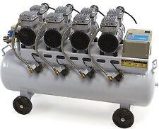 Kompressor 8 Zylinder, 120l, 53-60db, Leiseläufer, Leise, Low Noise