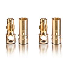 contactos chapados en oro conector conector enchufe 3.5mm 2xPar partcore 100154