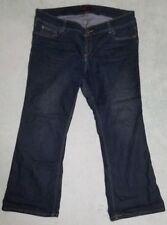 6087433fca1 Ladies Torrid Dark Denim Alex Bootcut Jeans - Size 18