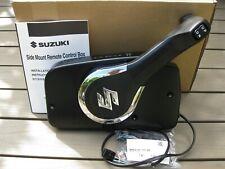 Suzuki Schaltbox Schaltung Fernschaltung Einhebelschaltung Trimmfunktion