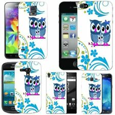 Owl Silicone/Gel/Rubber Cases & Covers for Samsung