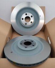jaguar discs brake 380mm genuine rear